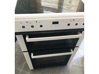 BUSH 60cm double cooker