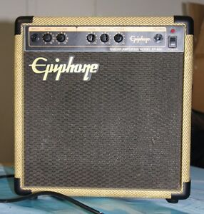 Epiphone EP 800 guitar amplifier for sale.