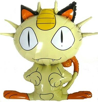 Meowth Balloon 26