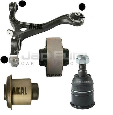 Wishbone Control Trailing Arm Bush fits HONDA ACCORD CN2 2.2D 04 to 08 N22A1