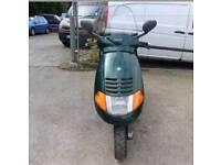 **Now Sold** Piaggio vespa hexagon 125cc
