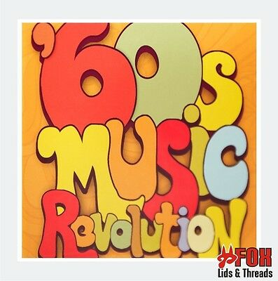 60S Music Revolution By Time Life   9 Cd Set 145 Groovin 60S Hits   Brand New