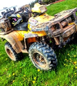 Looking for 2004.5 Polaris Sportsman 500HO parts