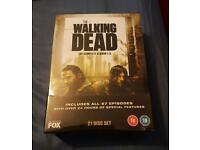 The walking dead complete seasons 1-5