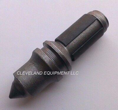 New Replacement Rock Auger Bullet Tooth Teeth Bit Bobcat Mcmillen Premier Pengo