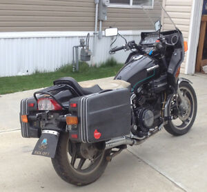Honda VF750 Sabre with active registration Edmonton Edmonton Area image 2