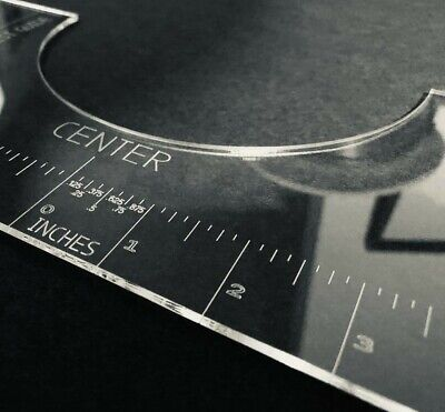 T-shirt Alignment Tool - Ruler - Centering Tool Htv Alignment Guide