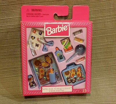 Barbie Special Collection *School Days Set  MIB NRFB #23500