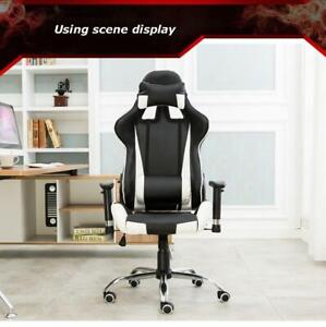 Black Office Gaming Chair Racing Seats Computer Chair 251240