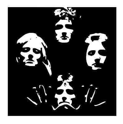 Queen vinyl car Decal / Sticker