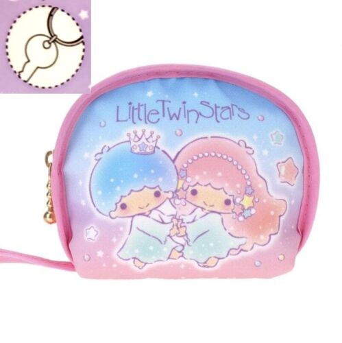 Little Twin Stars Pouch Change Coin Purse Card Holder Case Wallet Bag Key chain