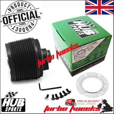 HS PEUGEOT 206 GTI CC HDI XSI fit STEERING WHEEL HUB BOSS KIT