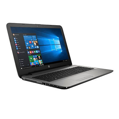 "HP 15.6"" Laptop i3 2.3GHz 4GB 1TB Win10 - Black (15-AY052NR)"