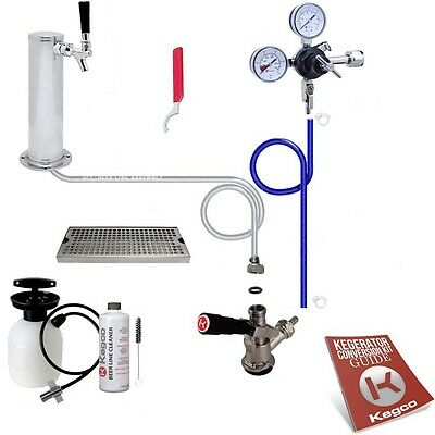 Ultimate Tower Kegerator Conversion Kit - No Co2 Tank