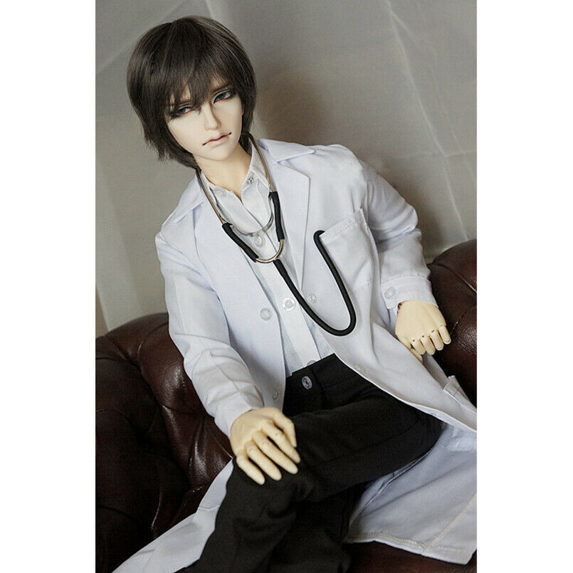 """BJD Green Jacket Coat Outfits Top For Male 1//3 24/"""" 60CM SD DK DZ Volks Doll"""