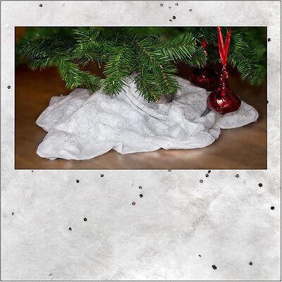 weihnachtlichen Dekoration,90 x 240 cm,Kunstschnee,Deko,NEU (Schneedecke)