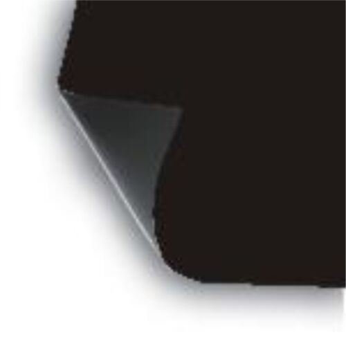 """2 sheet 32"""" x 22"""" Magnetic light weight flexible 20 mil Magnet Blank Color Black"""