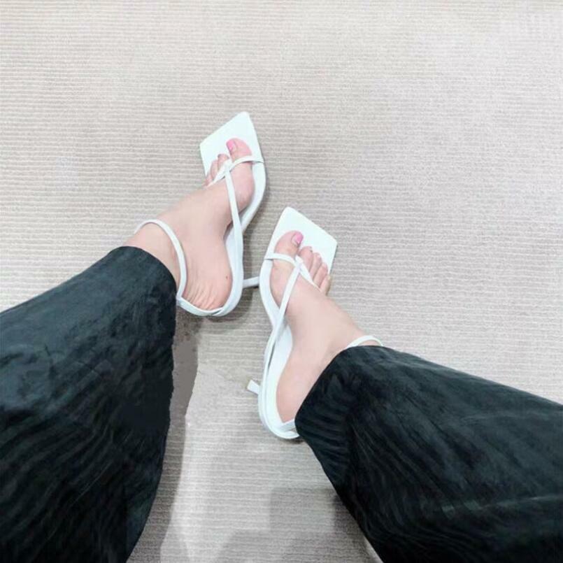 как выглядит Womens Gladiator Sandal Ladies Square Open Toe Ankle Buckle Strap Stiletto Heels фото