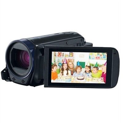 Black Canon VIXIA HF R600 Full HD video, Excellent condition **w Lowepro Bag**
