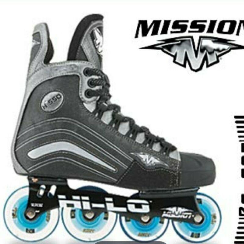 Mission He550 Mens Hockey Skate Size 11