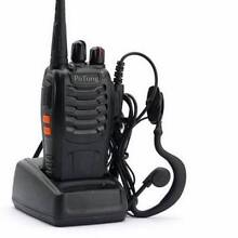 2 x Pofung BF888S UHF 400-470 MHz Handheld 2 Way Radios Point Cook Wyndham Area Preview