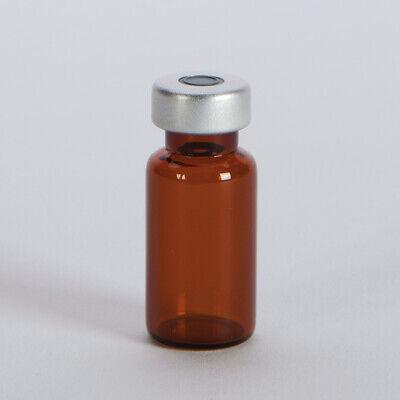 2ml Sterile Amber Serum Vial 10 Pack