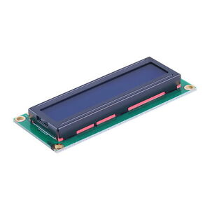 LCD Display Character Module LCM 16x2 HD4478Controller Blue Blacklight 1602 I5