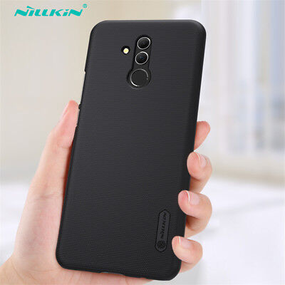 Frosted Plastic Case - NILLKIN Frosted Shield Matte Hard Plastic Case Cover For Huawei Mate 20 Lite