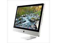 iMac 27 inch i7 2.8Ghz 500GB HD No Ram Faulty Graphics Card