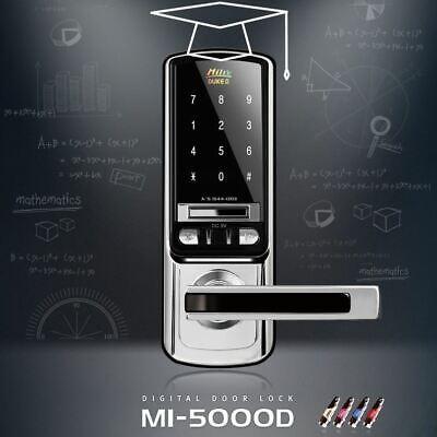Milre MI-5000D Duke II Digital Door Lock Electronic Security Entry 4 Touch keys