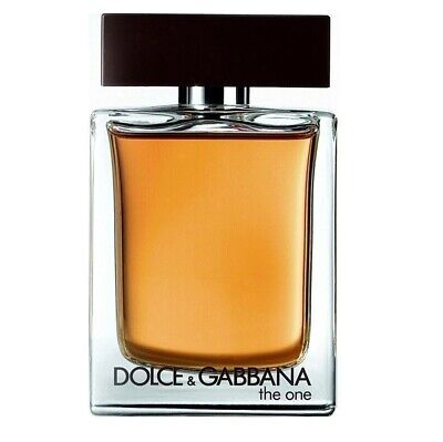 The One Cologne by Dolce & Gabbana for Men 3.3 oz EDT Spray (Unbox) Brand New