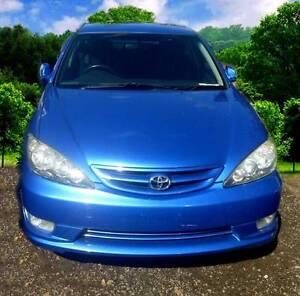 2005 Toyota Camry Sportivo Blue Eumundi Noosa Area Preview