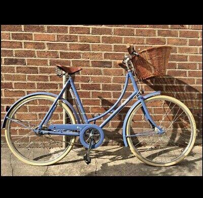 Pashley's Baby Blue Poppy Bike