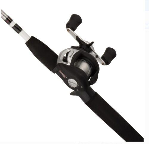 Shakespeare Alpha Low Profile Fishing Baitcast Combo