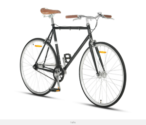 Fixie Commuter Bike