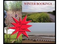 4 Nights £100 or Weekend Away £100 *Sussex Coast* Rye/Winchelsea