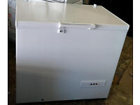 m285 white hotpoint chest freezer new graded with manufacturers warranty can be delivered
