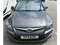 Hyundai i30. Great example of the model, MOT until March 2019, cheap at £3150