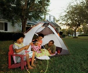 In Search Of: A Backyard Camping Space
