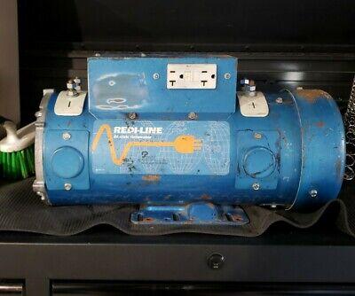 Redi Line Electric Generator 1600w 12v Dc Input