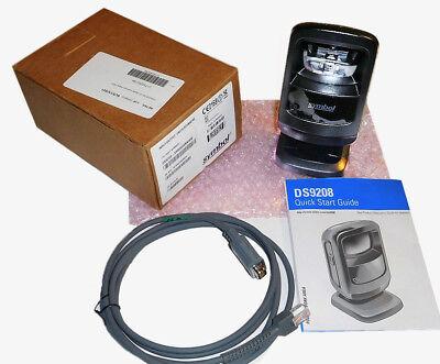 Symbol Motorola Ds9208-sr00004nnww Scanner Brand New Free Shipping