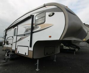 2012 CROSSROADS CRUISER 26RKS