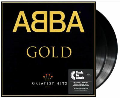 ABBA - GOLD - Greatest Hits - LP Vinyl Record Album (in-shrink)