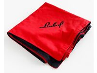 Linhof Red/Black Dark cloth