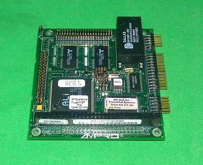 Ampro Cm2-sxi-q-74 Coremodule Pc104 Single Board Computer 1802