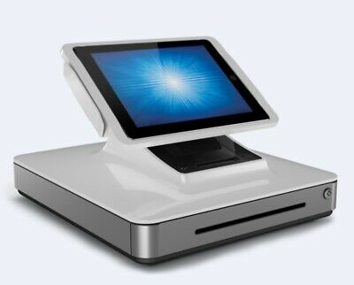 New Elo Paypoint For Ipad - Pos System - Cash Register Drawer Printer Scanner