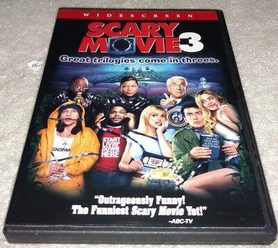 Scary Movie 3 DVD *HALLOWEEN