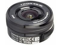 Sel 16-50mm f/3.5-5.6 oss