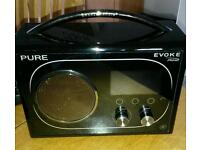 Pure Evoke Flow DAB radio