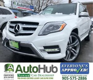 2015 Mercedes Benz GLK-Class GLK250-BLUETEC- 4MATIC-LEATHER-PARO